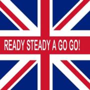 READY STEADY A GO GO
