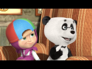 Маша и Медведь - Дорогая передача (Помощники)