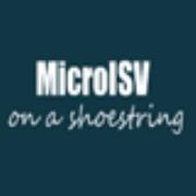 Hear a Blog: MicroISV on a Shoestring