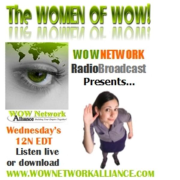 WOW Network Radio Presents... The Women of WOW! | Blog Talk Radio Feed