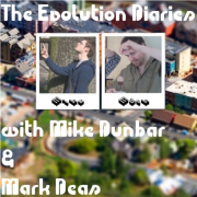 The Evolution Diaries: by Mike Dunbar
