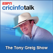 Cricinfo: The Tony Greig Cricket Show