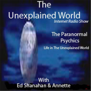 The Unexplained World | Blog Talk Radio Feed