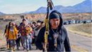 Apache Stronghold Caravan Calls to Protect Sacred Sites After Clause Slipped into NDAA Allows Mining