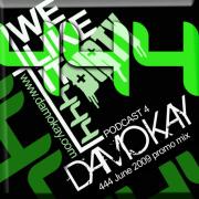 Damo Kay - 444 PODCASTS
