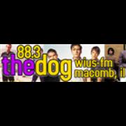 WIUS - The Dog - 88.3 FM - Macomb, US