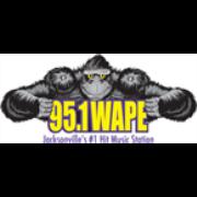 WAPE-FM - 95.1 WAPE - 95.1 FM - Jacksonville, US