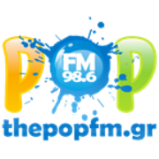 The Pop FM 98.7 FM - 98.6 FM - Athina, Greece