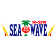 JOZZ2AE-FM - Sea Wave - 76.2 FM - Fukushima, Japan