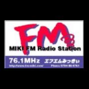 JOZZ7AH-FM - FM Miki - 76.1 FM - Miki, Japan
